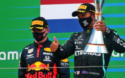 Verstappen better than Hamilton? 'He didn't manage that then'