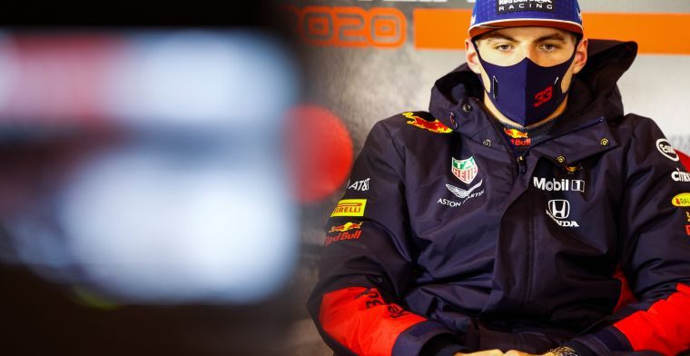 GP Portugal preview Red Bull: Interview met Max Verstappen