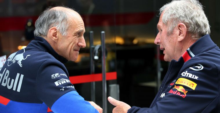 AlphaTauri follows Red Bull: 'Unthinkable that we will drive with other engines'