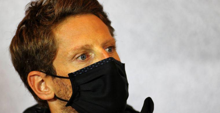 Grosjean fel tegen 'Grosjean-regel': 'Vanaf dag één geen fan van dat systeem'