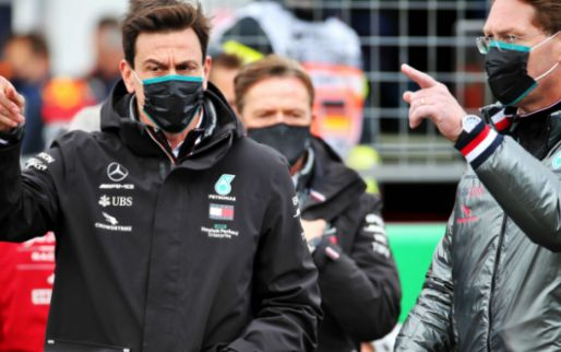 """Image: Wolff thought about Vettel at Mercedes: """"I am loyal to my own drivers"""""""