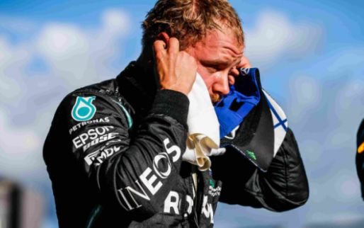 """Image: Wolff: """"Valtteri's great strength is his resilience"""""""
