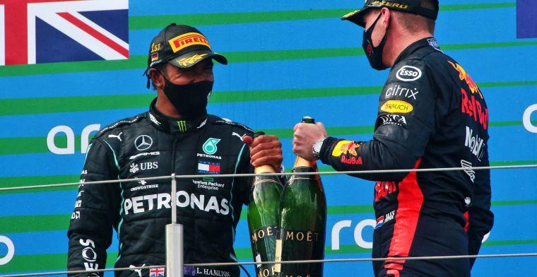 ''De laatste update heeft Red Bull bijna op gelijke hoogte gebracht met Mercedes''