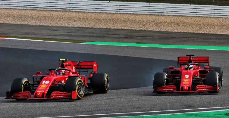 Ferrari to complete the development of the SF1000 in Portugal