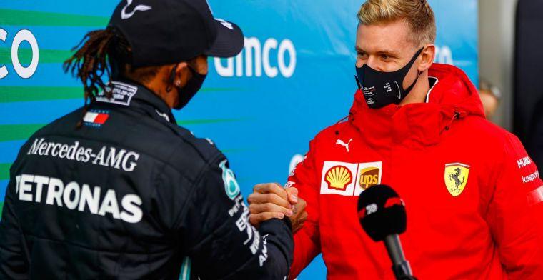 Heidfeld: 'Dat zou Schumacher heel erg helpen'