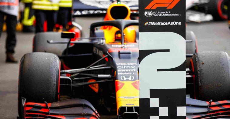 Meer updates voor Max Verstappen en Red Bull