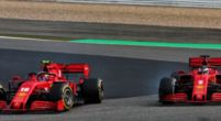 Image: Ferrari to complete the development of the SF1000 in Portugal