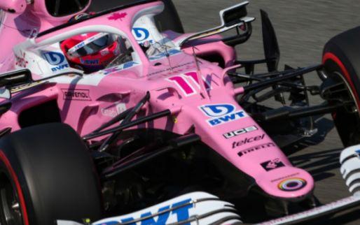 Racing Point krijgt officiële waarschuwing FIA