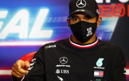 Hamilton: 'Ik begrijp niet waarom hij nu hier is'