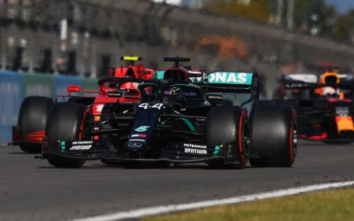Mercedes to remove the DAS system for Friday in Portugal