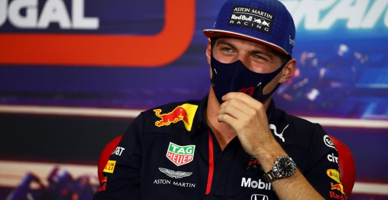 Verstappen: I don't feel like answering that question now