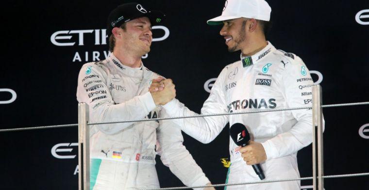 Renewed battle between Rosberg and Hamilton