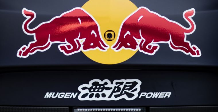Mugen as an engine supplier for Red Bull? Those days have long since gone