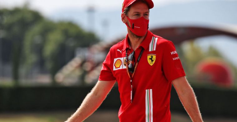 Vettel wants to do all. he can to end Ferrari career on a high