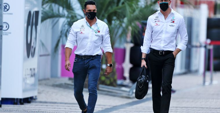 Wolff over samenwerking met AMG: Onze F1-auto zal altijd een Mercedes zijn