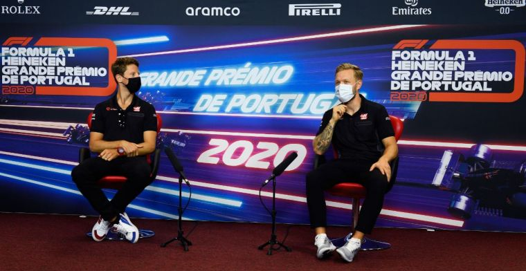 Thursday in Portugal: Haas taking a new direction