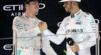 Afbeelding: Rosberg en Hamilton gaan opnieuw de strijd met elkaar aan