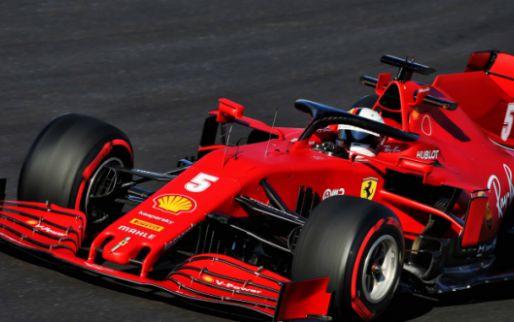 Afbeelding: Stelling: Ferrari sluit dit seizoen nog aan bij de top van het middenveld