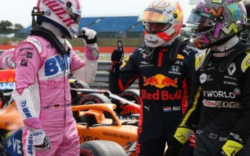 Verstappen likes to see Hulkenberg coming: 'Would be a good teammate'