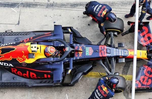 Red Bull wint bijzonder veel tijd op Mercedes met doorontwikkeling 2020