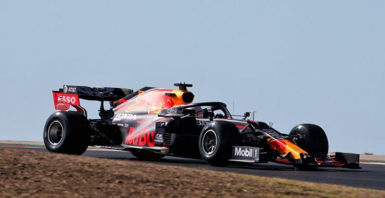 Samenvatting chaotische VT2: Vlammen bij Honda; botsing Verstappen