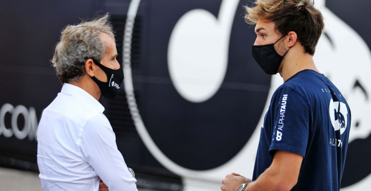 Gasly to Renault in 2021? 'I don't know if there are any options outside Red Bull'