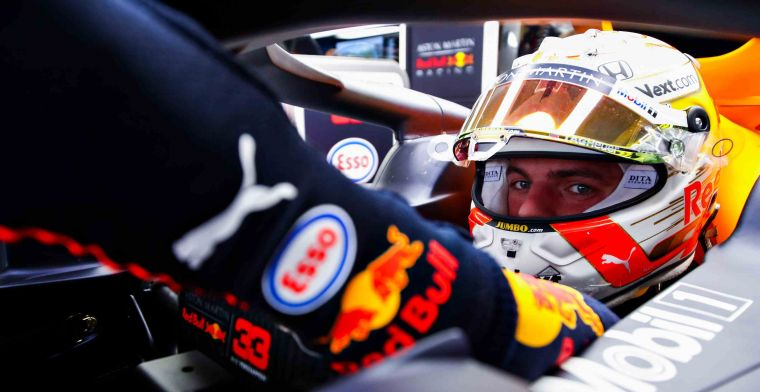 Verstappen: I didn't know where to go