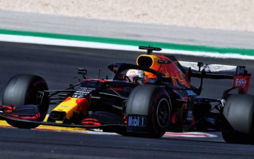 Afbeelding: Verstappen komt iets meer dan twee tienden tekort voor pole position