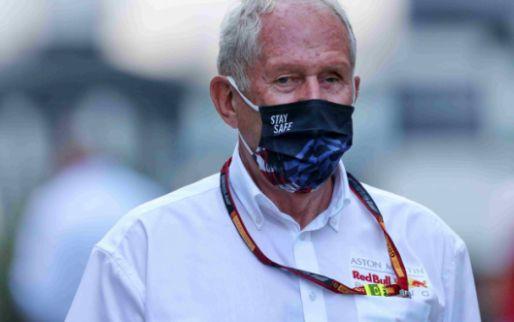 Afbeelding: Marko is minder mild voor Verstappen dan Horner na boordradio