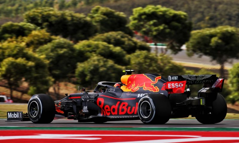 Afbeelding: F1 LIVE | The third free practice for the Portuguese Grand Prix in Portimao