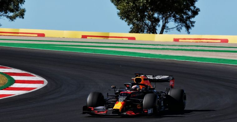 Verstappen has a clear explanation for lack of grip: 'Floor for 2021'