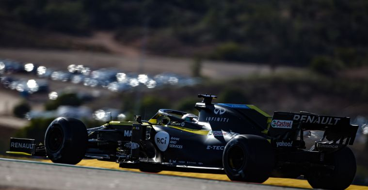 Stelling: F1 moet circuits met nieuw asfalt vermijden