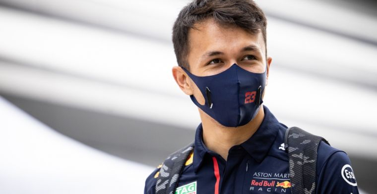 Albon struggling with the tyres: We had a hard time on the soft tyre