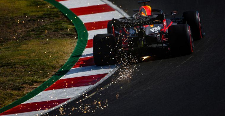Onderling verschil bij Red Bull blijft enorm na kwalificatie GP Portugal