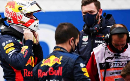 Verstappen was shocked by Raikkonen: