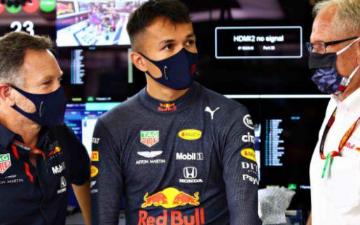 Team van Verstappen wil met Albon naar situatie zoals het geval is bij Mercedes