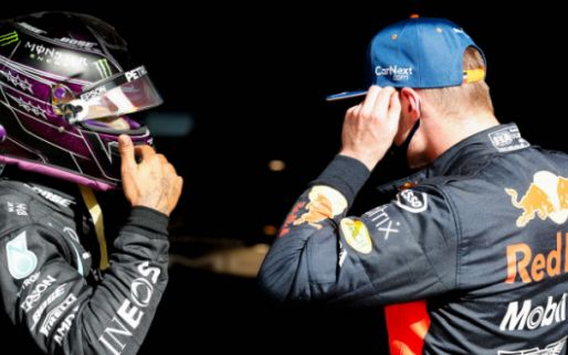 Mercedes reageert op verzoek Verstappen: 'Je mag altijd onze auto testen'