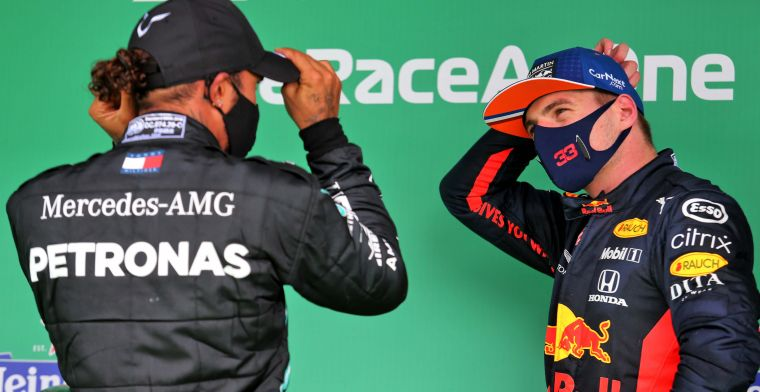 Verstappen hopes to be able to keep up with Mercedes: They are not stupid