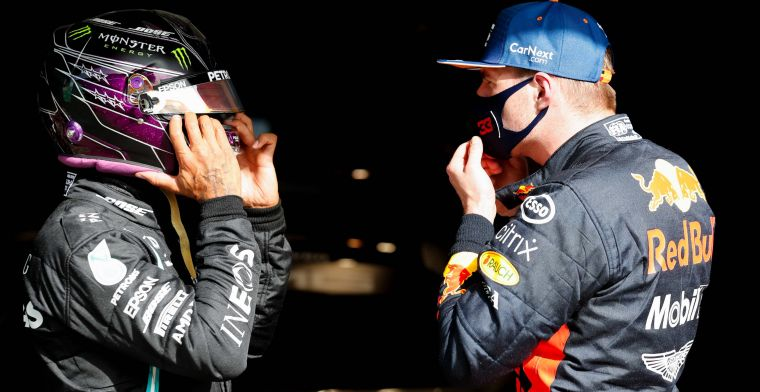 Hamilton expecting a battle with Bottas and Verstappen