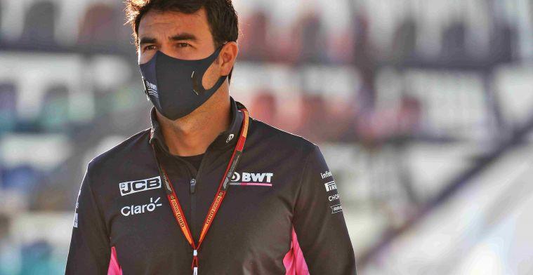 Perez ontsnapt aan verliezen WK-punten, moet wel oppassen voor gridstraf