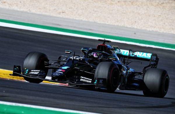 Formula 1 history is made! Hamilton breaks Schumacher's win record in Portugal