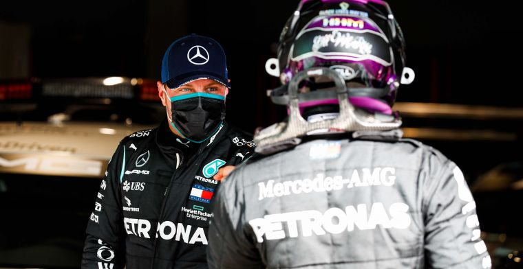 Pirelli predicts: Bottas and Hamilton have a strategic advantage over Verstappen