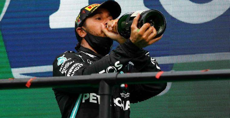 Stelling   Hamilton is een completere coureur dan Schumacher