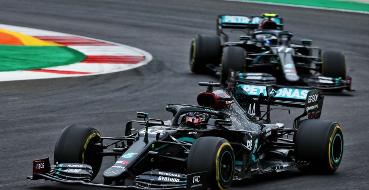 Complete results: No world championship for Mercedes yet, Verstappen takes P3