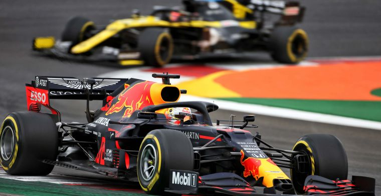 Red Bull guesses wrong: In hindsight, we should have started on the mediums