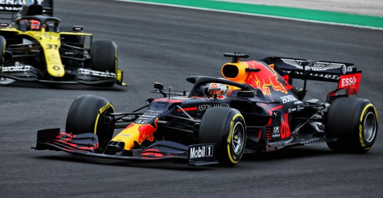 Verstappen clear about Perez incident: Luckily I had no damage