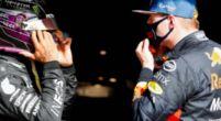 Afbeelding: Hamilton kijkt achter zich: 'Op een of andere manier is Red Bull sneller geworden'