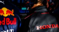 "Image: Honda praises Verstappen and Gasly: ""It was our eleventh podium in a row"""