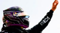 """Image: Hamilton after 92nd victory in F1: """"I could never have dreamed of being where I am"""