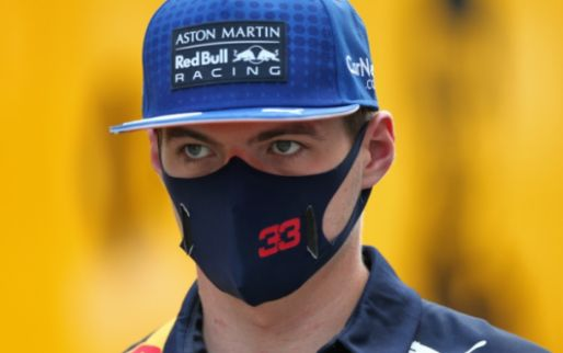 Verstappen under fire for swearing over radio